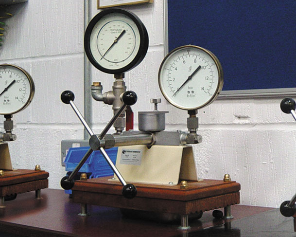 Gauge Calibration
