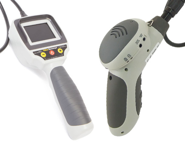 LCD & WiFi Borescopes