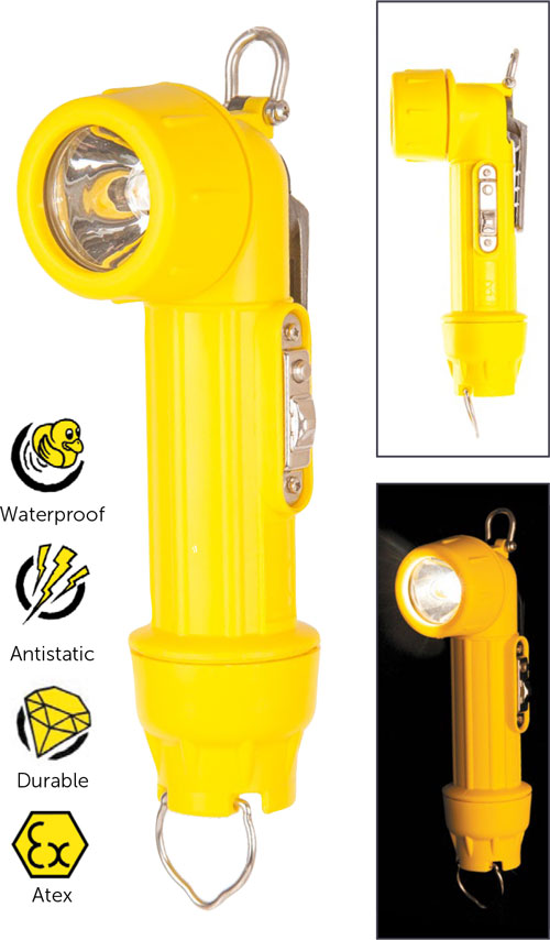 Gas Safe Inspection Torch
